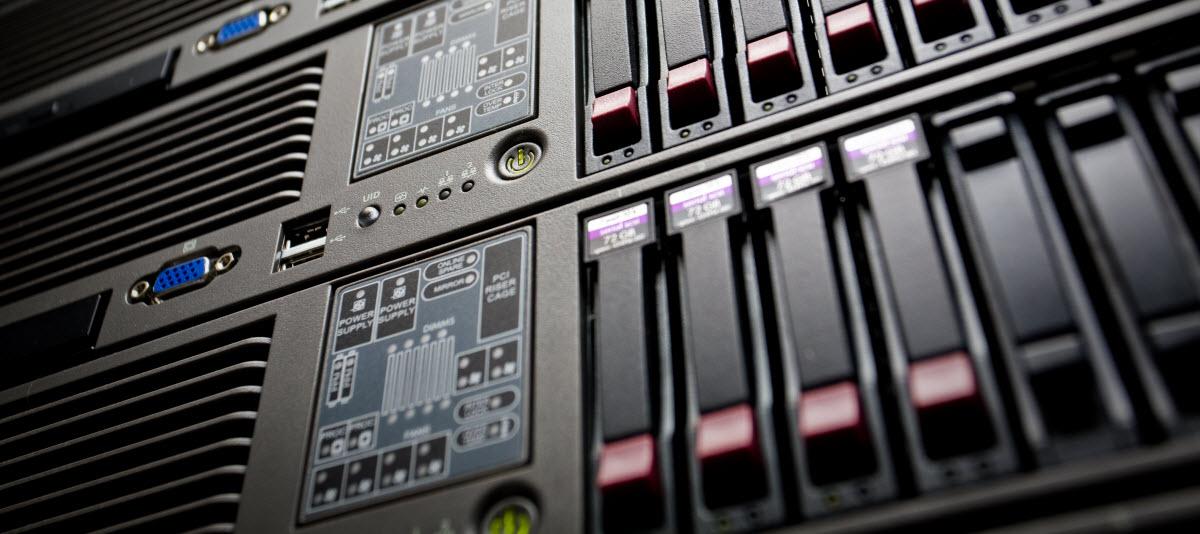 Hardware-Server