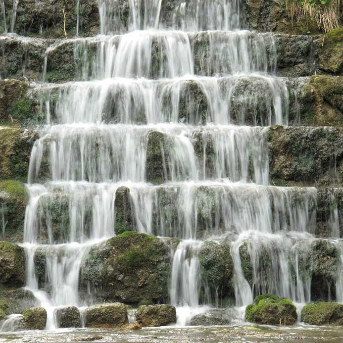 Wasserstufen